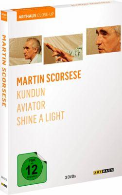 Martin Scorsese, 3 DVD Box, Lohn Logan, Melissa Mathison
