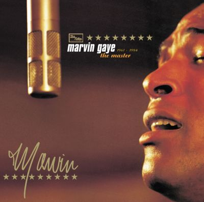 Marvin Gaye, photo book and 4 Audio-CDs, Marvin Gaye