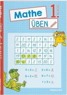 Mathe üben 1. Klasse, Julia Meyer