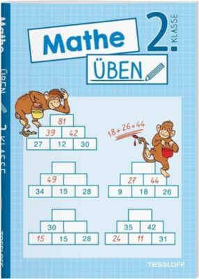 Mathe üben 2. Klasse, Julia Meyer