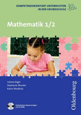 Mathematik 1/2, m. CD-ROM, Katrin Hübner, Juliane Kögel, Stephanie Wunder