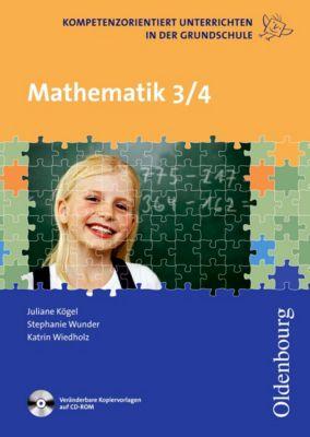 Mathematik 3/4, m. CD-ROM, Katrin Hübner, Juliane Kögel, Stephanie Wunder