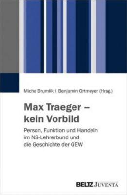 Max Traeger - kein Vorbild