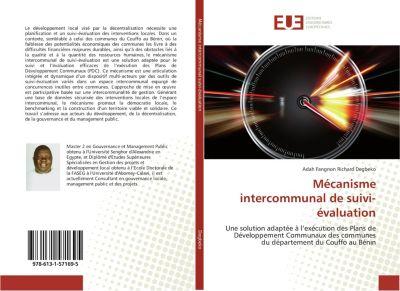 Mécanisme intercommunal de suivi-évaluation, Adah Fangnon Richard Degbeko