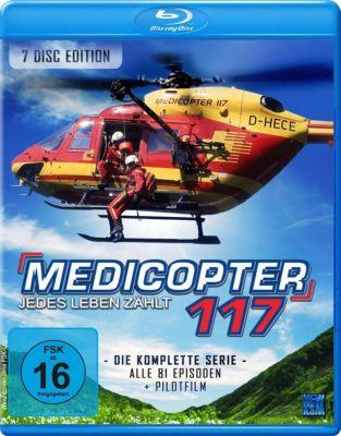 Medicopter 117 - Jedes Leben zählt - Gesamtedition Bluray Box, N, A