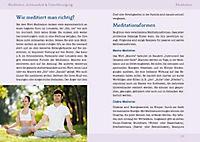 Meditation, Achtsamkeit & Entschleunigung - Produktdetailbild 1