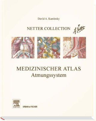 Medizinischer Atlas, Atmungssystem, David A. Kaminsky