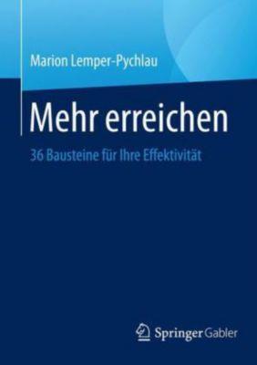 Mehr erreichen, Marion Lemper-Pychlau