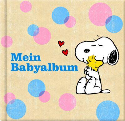 Mein Babyalbum, Charles M. Schulz