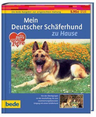 Mein Deutscher Schäferhund zu Hause, Erich Orschler