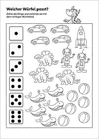 Mein drachenstarkes Vorschulbuch - Produktdetailbild 3