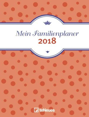 Mein Familienplaner 2018 Diary