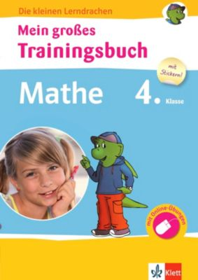 Mein großes Trainingsbuch Mathe 4. Klasse