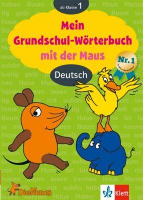 Mein Grundschul-Wörterbuch mit der Maus