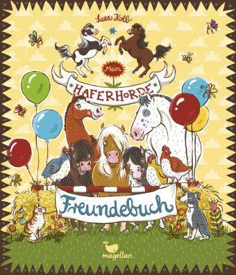 Mein Haferhorde-Freundebuch, Suza Kolb