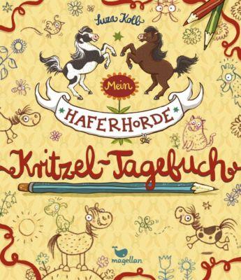 Mein Haferhorde-Kritzel-Tagebuch, Suza Kolb