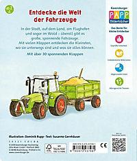 Mein Klappenbuch: Was machen die Fahrzeuge? - Produktdetailbild 1