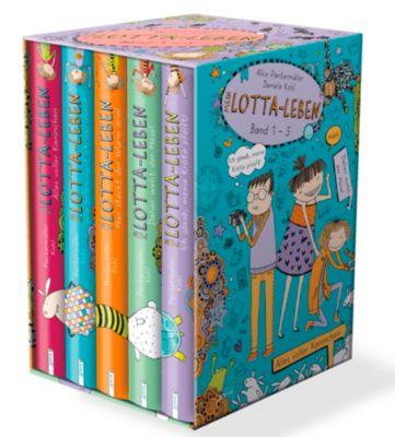 Mein Lotta-Leben, 5 Bde., Alice Pantermüller