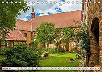 Mein Schleswig - Das St.-Johannis Kloster (Tischkalender 2018 DIN A5 quer) - Produktdetailbild 8