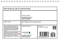 Mein Schleswig - Das St.-Johannis Kloster (Tischkalender 2018 DIN A5 quer) - Produktdetailbild 13