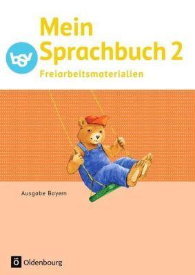 Mein Sprachbuch, Ausgabe Bayern: 2. Jahrgangsstufe, Freiarbeitsmaterialien, Andrea Tonte