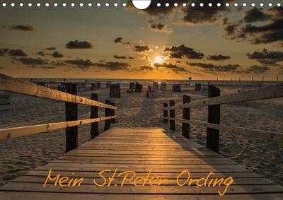 Mein St.Peter-Ording (Wandkalender 2018 DIN A4 quer), Michael Schiller