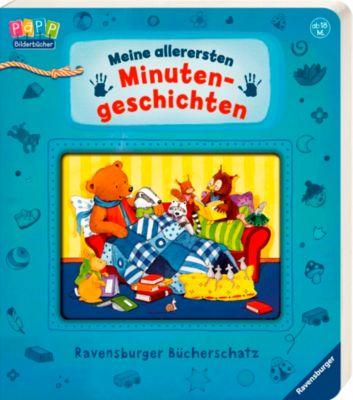 Meine allerersten Minutengeschichten, Julia Boehme, Rosemarie Künzler-Behncke, Manfred Mai, Frauke Nahrgang, Ursel Scheffler