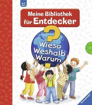 Meine Bibliothek für Entdecker, 4 Bde., Andrea Erne, Doris Rübel, Angela Weinhold