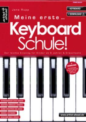 Meine erste Keyboardschule!, Jens Rupp