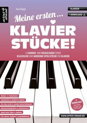 Meine ersten Klavierstücke!, Jens Rupp