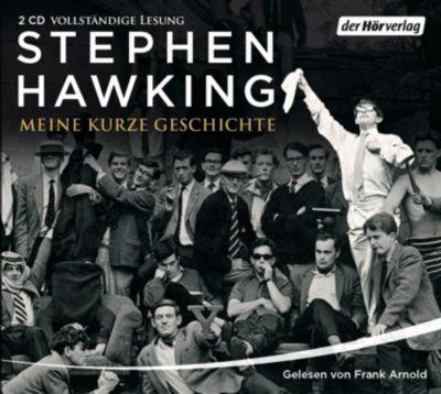 Meine kurze Geschichte, 2 CDs, Stephen W. Hawking