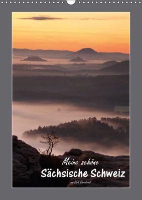 Meine schöne Sächsische Schweiz (Wandkalender 2018 DIN A3 hoch), Dirk Ehrentraut