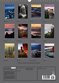 Meine schöne Sächsische Schweiz (Wandkalender 2018 DIN A3 hoch) - Produktdetailbild 13