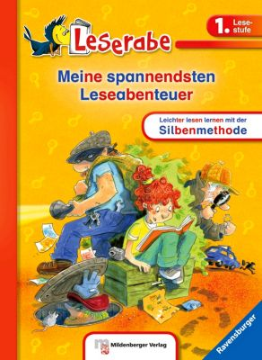 Meine spannendsten Leseabenteuer, Rüdiger Bertram, Martin Klein, Katja Reider