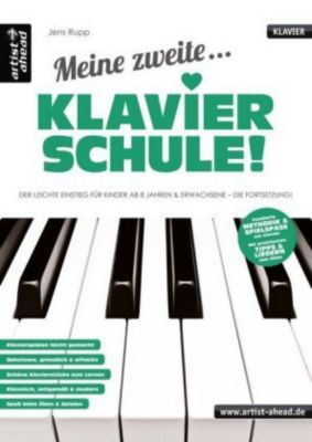 Meine zweite Klavierschule!, Jens Rupp