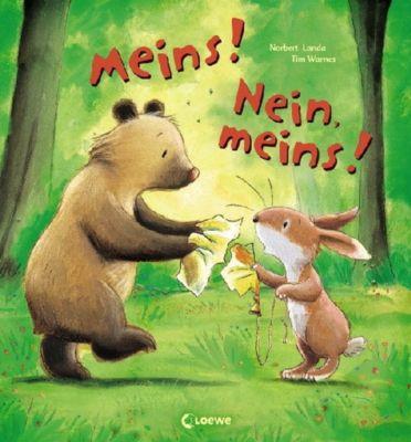 Meins! Nein, meins!, Norbert Landa, Tim Warnes