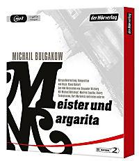 Meister und Margarita, 2 MP3-CD - Produktdetailbild 1