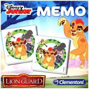 Memo Games, Die Garde der Löwen (Kinderspiel)