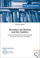 Menschen mit Demenz und ihre Familien, Christine Riesner
