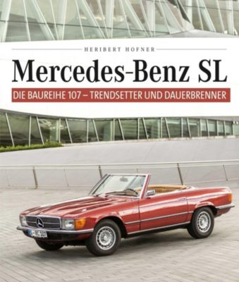 Mercedes-Benz SL, Heribert Hofner