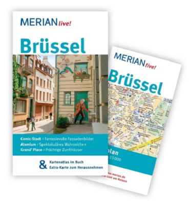 Merian live! Brüssel, Christine Rettenmeier