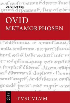 Metamorphosen, Ovid