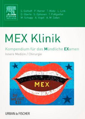 MEX Klinik, Sonja Güthoff, Petra Harrer, Lisa Link, Doris Oberle, Jörg Wilhelm Oestmann, Stefanie Pottgießer, Torben Pottgießer