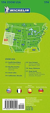 Michelin Karte Californien, Nevada - Produktdetailbild 1