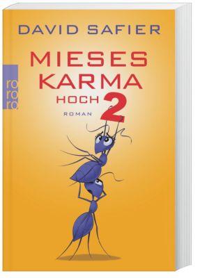 Mieses Karma hoch 2, David Safier