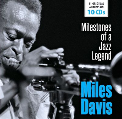 Miles Davis - Milestones of a Legend - 21 Original Albums, 10 CDs, Miles Davis