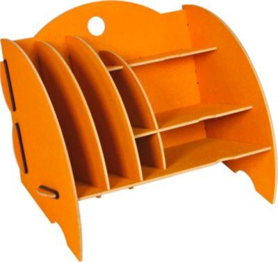 Mini Organizer goldgelb