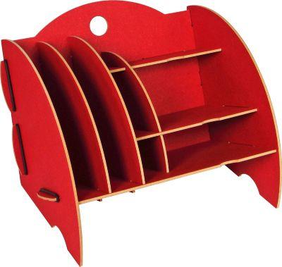 Mini Organizer rot