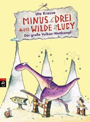 Minus Drei und die wilde Lucy, Ute Krause