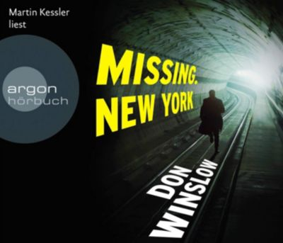 Missing. New York, 6 Audio-CDs, Don Winslow
